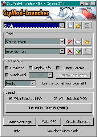 crymod launcher