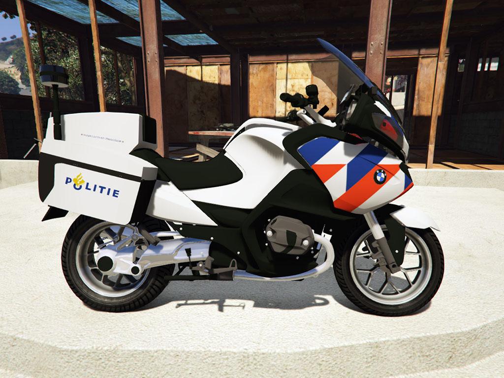 Gosuke Factory Bmw R1200rt Dutch Police