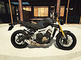 Yamaha MT-09 [Add-On]