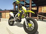 Suzuki RMZ 250 - Supermoto [Add-On]