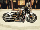 Harley-Davidson Fat Boy Lo Racing Bobber Lost MC Custom [Replace | Animated]