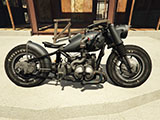 BMW R-75 Bobber [Animated | Replace]