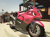 Suzuki Hayabusa GSX1300 2015 [Add-On | Tunable]