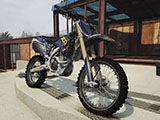 2009 Yamaha YZ250F [Add-On]