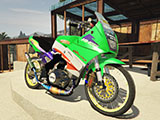 Kawasaki KR 150 [Add-On]