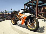 KTM RC 200 2017 [Replace]