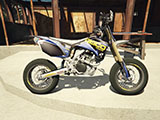 2009 Yamaha YZF250 - Supermotard [Add-On]