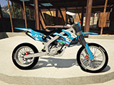TM Racing Supermotard