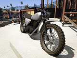 Enduro Cafe Racer Style (Yamaha XS650) [Final]