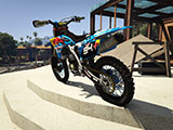 Yamaha YZ250F - RedBull Graphics [Add-On]