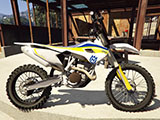 2015 Husqvarna FC 250 [Add-On]