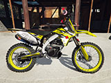 2015 Suzuki RMZ 250 Version 2 [Add-On]